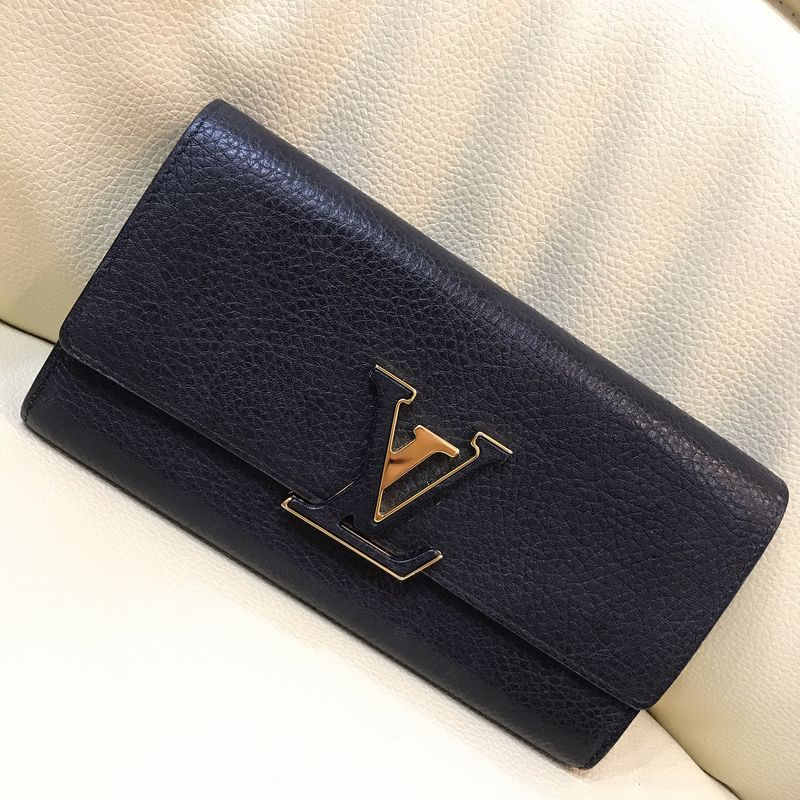 differently 5bbc2 b80d4 LOUIS VUITTON(ルイヴィトン) 長財布 ポルトフォイユ ...